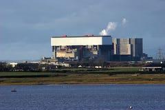 σταθμός πυρηνικής ενέργε&iot Στοκ φωτογραφία με δικαίωμα ελεύθερης χρήσης