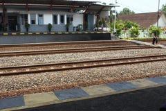 Σταθμός στο yogyakarta Ινδονησία maguwo Στοκ Εικόνες