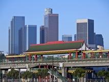 σταθμός της Angeles chinatown Los Στοκ Φωτογραφία