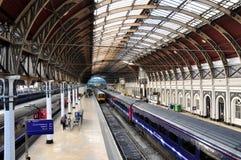 σταθμός του Λονδίνου paddington Στοκ Εικόνα