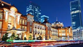 Σταθμός του Τόκιο Στοκ φωτογραφίες με δικαίωμα ελεύθερης χρήσης