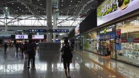 Σταθμός τρένου της Κορέας Busan Στοκ εικόνα με δικαίωμα ελεύθερης χρήσης