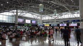Σταθμός τρένου της Κορέας Busan Στοκ φωτογραφίες με δικαίωμα ελεύθερης χρήσης