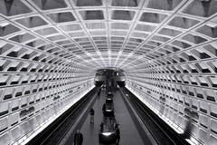 Σταθμός τρένου της Ουάσιγκτον Στοκ Εικόνες