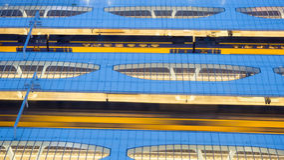 Σταθμός τρένου του Άρνεμ στοκ εικόνα με δικαίωμα ελεύθερης χρήσης