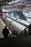 Σταθμός τρένου στοκ εικόνες