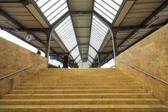 Σταθμός τρένου Στοκ φωτογραφίες με δικαίωμα ελεύθερης χρήσης