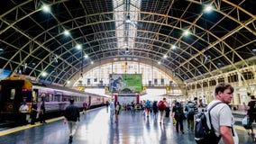 Σταθμός τρένου στοκ εικόνες με δικαίωμα ελεύθερης χρήσης