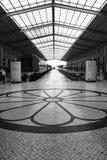 Σταθμός τρένου Apolonia Santa στη Λισσαβώνα Στοκ Φωτογραφία
