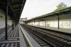 σταθμός Στοκ φωτογραφία με δικαίωμα ελεύθερης χρήσης