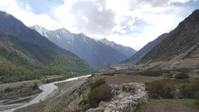 Σταθμός Hill σε Himachal Pradesh στοκ εικόνες με δικαίωμα ελεύθερης χρήσης
