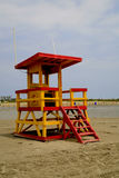 Σταθμός Lifeguard Στοκ Εικόνα