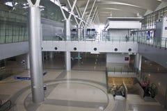 Σταθμός Makkasan της σιδηροδρομικής σύνδεσης αερολιμένων Suvarnabhumi Στοκ φωτογραφία με δικαίωμα ελεύθερης χρήσης