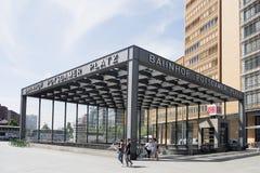 Σταθμός Potsdamer Platz Bahnhof στο Βερολίνο, Γερμανία στοκ εικόνες