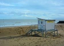 Σταθμός UK Lifeguard Στοκ φωτογραφία με δικαίωμα ελεύθερης χρήσης