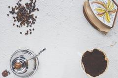 Σταλαγματιά καφέ στοκ εικόνα με δικαίωμα ελεύθερης χρήσης