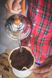 Σταλαγματιά καφέ στοκ φωτογραφία με δικαίωμα ελεύθερης χρήσης
