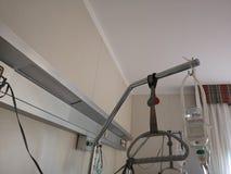 Σταλαγματιά στο δωμάτιο νοσοκομείων στοκ φωτογραφία με δικαίωμα ελεύθερης χρήσης