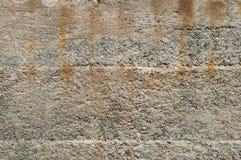 Σταλαγματιές στον τοίχο Στοκ φωτογραφία με δικαίωμα ελεύθερης χρήσης