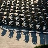 Σταυροί στο νεκροταφείο Στοκ φωτογραφία με δικαίωμα ελεύθερης χρήσης