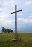 σταυροί τρία Στοκ Φωτογραφία