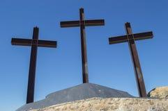 σταυροί Στοκ φωτογραφία με δικαίωμα ελεύθερης χρήσης