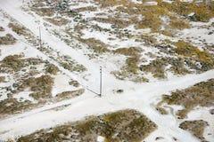 σταυροδρόμια αγροτικά Στοκ φωτογραφίες με δικαίωμα ελεύθερης χρήσης