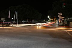 σταυροδρόμι Στοκ Φωτογραφίες