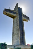 Σταυρός παρατηρητών σε Ponce, Πουέρτο Ρίκο Στοκ Εικόνες