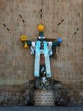 Σταυρός σε Puno, Περού Στοκ φωτογραφία με δικαίωμα ελεύθερης χρήσης