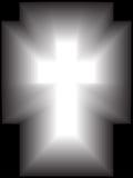 σταυρός διανυσματική απεικόνιση