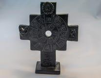 Σταυρός Chakana Στοκ φωτογραφία με δικαίωμα ελεύθερης χρήσης