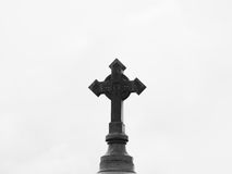 Σταυρός Christain Στοκ Εικόνα