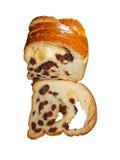σταφίδα ψωμιού Στοκ εικόνα με δικαίωμα ελεύθερης χρήσης