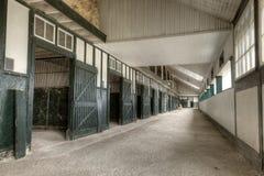 σταύλοι αλόγων Στοκ φωτογραφία με δικαίωμα ελεύθερης χρήσης