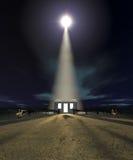 Σταύλος Chistmas στη Βηθλεέμ Στοκ φωτογραφία με δικαίωμα ελεύθερης χρήσης