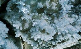 Σταλακτίτες πάγου Στοκ εικόνες με δικαίωμα ελεύθερης χρήσης