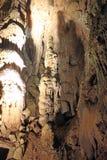 Σταλακτίτες στη σπηλιά Στοκ φωτογραφίες με δικαίωμα ελεύθερης χρήσης
