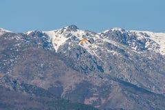 Στα βουνά στοκ εικόνες