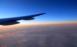 Στα σύννεφα Στοκ φωτογραφία με δικαίωμα ελεύθερης χρήσης