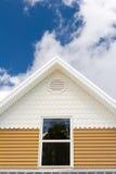 στεγάστε τη στέγη Στοκ φωτογραφία με δικαίωμα ελεύθερης χρήσης