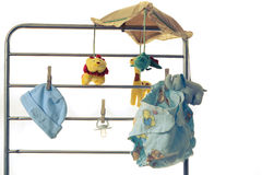 Στεγνωτήρας μωρών Στοκ φωτογραφία με δικαίωμα ελεύθερης χρήσης