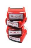 στενά γραμματόσημα επάνω Στοκ φωτογραφία με δικαίωμα ελεύθερης χρήσης
