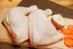 στενά πόδια κοτόπουλου που αυξάνονται Στοκ φωτογραφία με δικαίωμα ελεύθερης χρήσης
