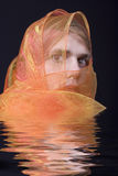 στενές νεολαίες πορτρέτου ατόμων επάνω Στοκ φωτογραφίες με δικαίωμα ελεύθερης χρήσης