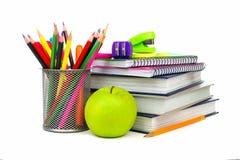 στενές σχολικές προμήθειες μοιρογνωμόνιων πυξίδων επάνω στοκ εικόνες με δικαίωμα ελεύθερης χρήσης