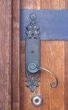 στενή λαβή πορτών που αυξάνεται Στοκ εικόνες με δικαίωμα ελεύθερης χρήσης