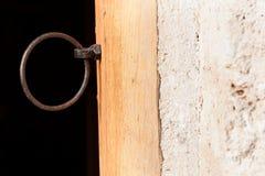 στενή λαβή πορτών που αυξάνεται Στοκ εικόνα με δικαίωμα ελεύθερης χρήσης
