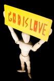 στενή αγάπη Θεών Βίβλων επάνω Στοκ φωτογραφίες με δικαίωμα ελεύθερης χρήσης
