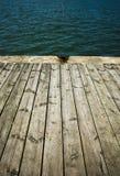στενή γέφυρα επάνω ξύλινη Στοκ εικόνες με δικαίωμα ελεύθερης χρήσης